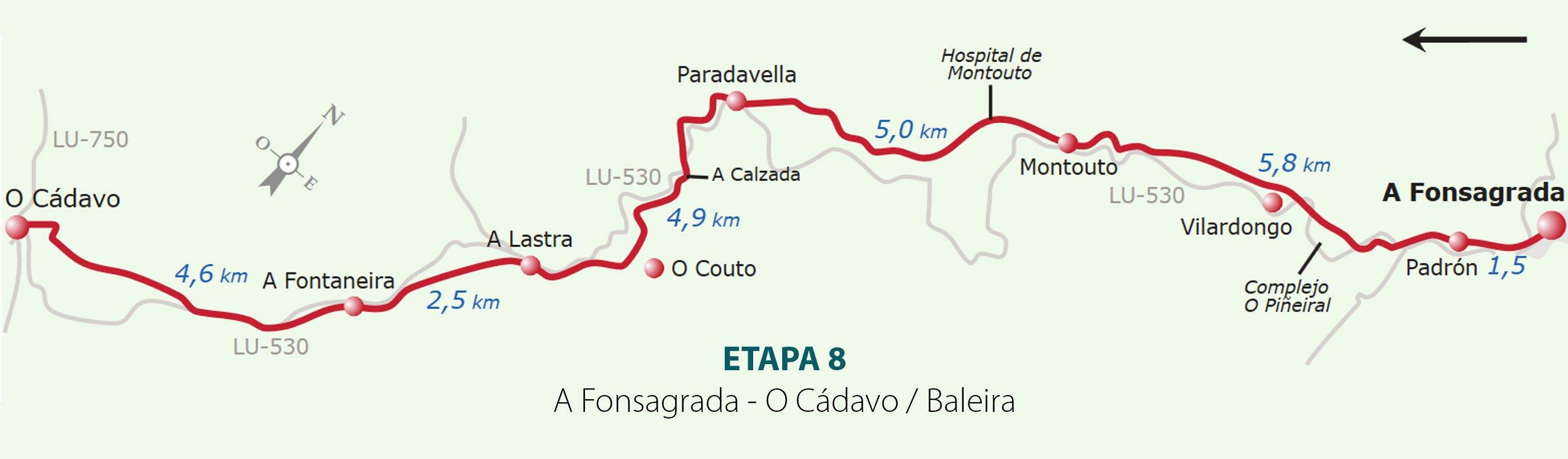mapa-camino-fonsagrada-baleira